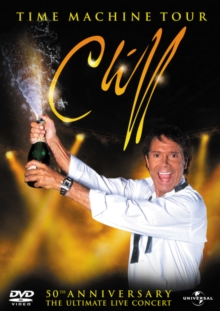 Cliff Richard: 50th Anniversary Time Machine Tour, DVD