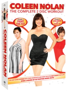 Coleen Nolan: The Complete Workout, DVD  DVD