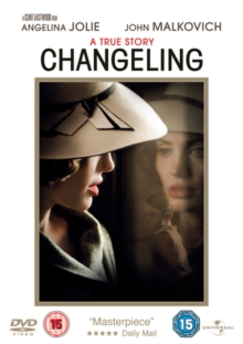 Changeling, DVD  DVD