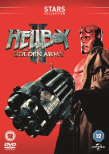 Hellboy 2 - The Golden Army, DVD