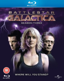Battlestar Galactica: Season 3, Blu-ray