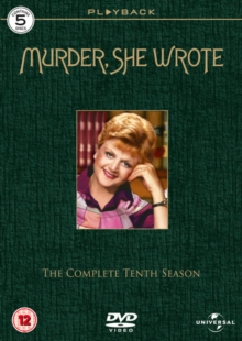 Murder She Wrote: Season 10, DVD