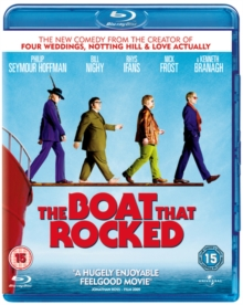 The Boat That Rocked, Blu-ray