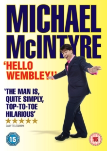 Michael McIntyre: Hello Wembley!, DVD  DVD