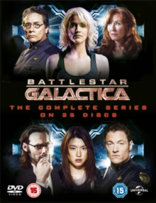 Battlestar Galactica: The Complete Series, DVD