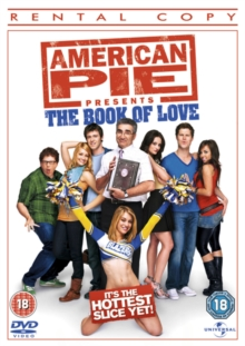 American Pie Presents: Book of Love, DVD