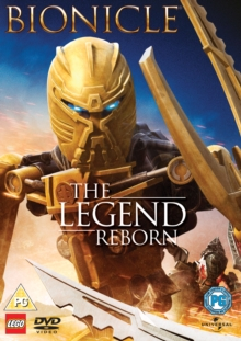 Bionicle: The Legend Reborn, DVD  DVD