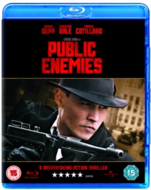 Public Enemies, Blu-ray
