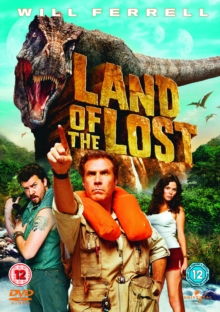 Land of the Lost, DVD