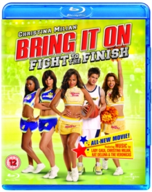 Bring It On: Fight to the Finish, Blu-ray