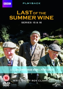 Last of the Summer Wine: The Complete Series 15 and 16, DVD