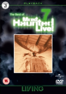Most Haunted Live: Best Of - 7, DVD