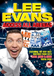 Lee Evans: Access All Arenas, DVD