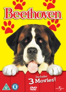 Beethoven/Beethoven's 2nd/Beethoven's 3rd, DVD