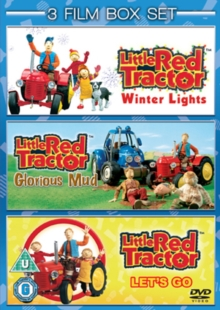 Little Red Tractor: Winter Lights/Let's Go/Glorious Mud, DVD