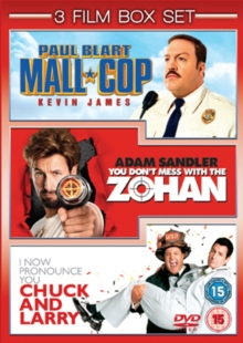 Paul Blart - Mall Cop/You Don't Mess With the Zohan/I Now..., DVD