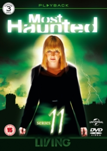 Most Haunted: Complete Series 11, DVD