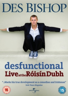Des Bishop: Desfunctional - Live at the Roisin Dubh, DVD