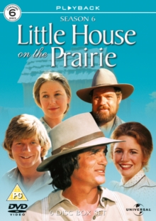 Little House On the Prairie: Season 6, DVD