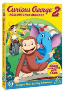 Curious George 2 - Follow That Monkey, DVD
