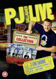 PJ Gallagher: Collection, DVD