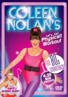 Coleen Nolan: Let's Get Physical, DVD