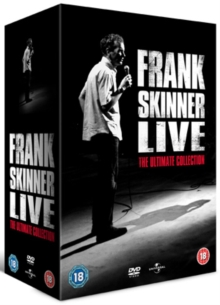Frank Skinner: Live - The Ultimate Collection, DVD  DVD