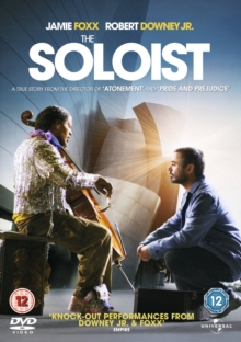 The Soloist, DVD