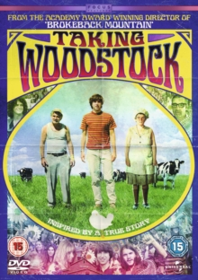 Taking Woodstock, DVD