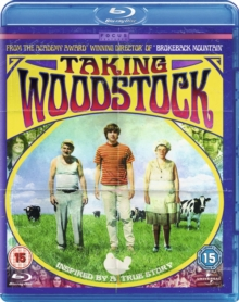 Taking Woodstock, Blu-ray