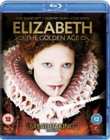 Elizabeth: The Golden Age, Blu-ray  BluRay