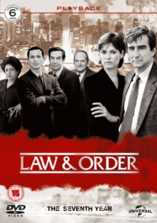 Law and Order: Season 7, DVD