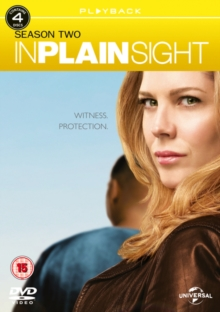 In Plain Sight: Complete Series 2, DVD