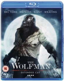 The Wolfman, Blu-ray