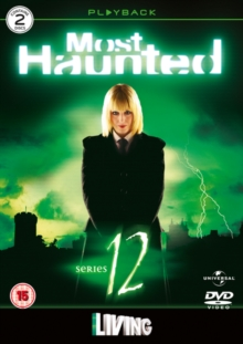 Most Haunted: Complete Series 12, DVD