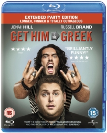 Get Him to the Greek, Blu-ray