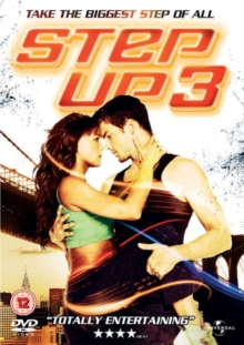 Step Up 3, DVD