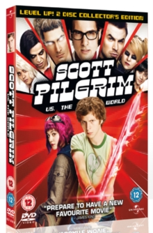 Scott Pilgrim Vs. The World, DVD