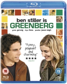 Greenberg, Blu-ray