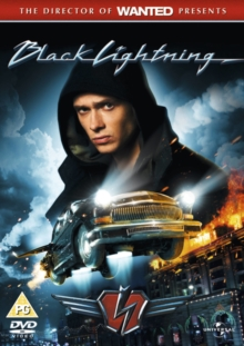 Black Lightning, DVD