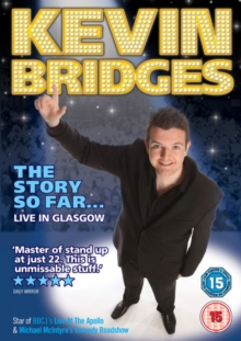 Kevin Bridges: The Story So Far - Live in Glasgow, DVD  DVD
