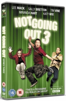 Not Going Out: Series Three, DVD
