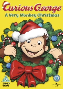 Curious George: A Very Monkey Christmas, DVD