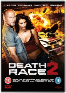 Death Race 2, DVD