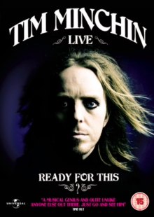 Tim Minchin: Ready for This, DVD