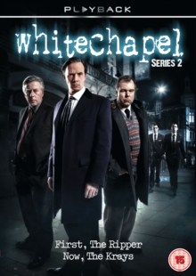 Whitechapel: Series 2, DVD