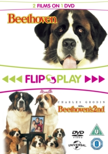 Beethoven/Beethoven's 2nd, DVD