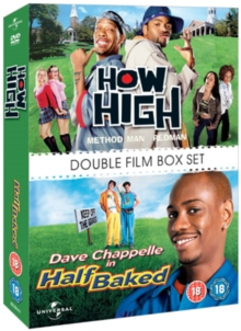 How High/Half Baked, DVD