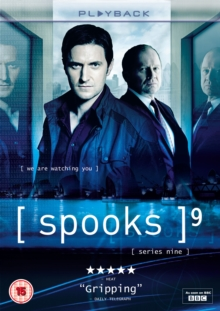 Spooks: The Complete Season 9, DVD