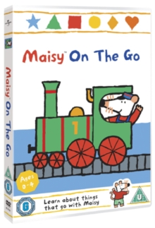 Maisy: Maisy On the Go, DVD